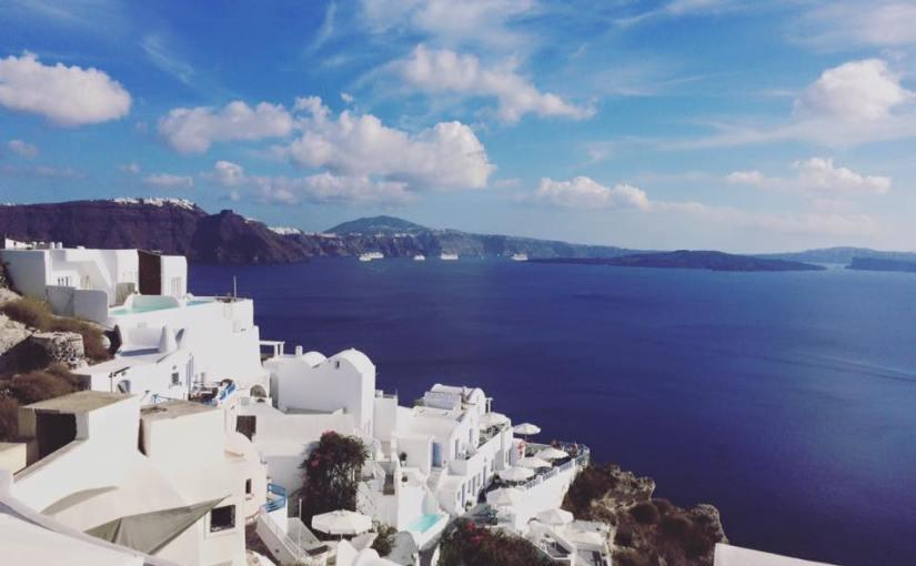 Travel Diary: A Week InSantorini