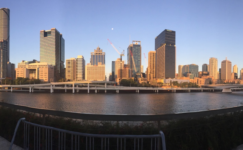 24 Hours in Brisbane
