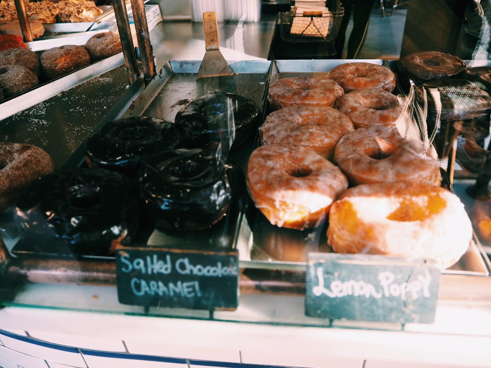 The Doughnuts at Dough