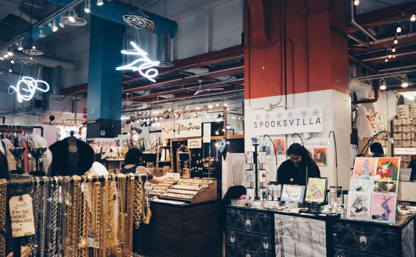 Where to Shop inNYC