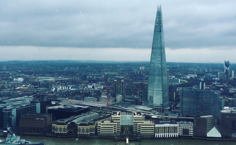 The Staycation Series:London