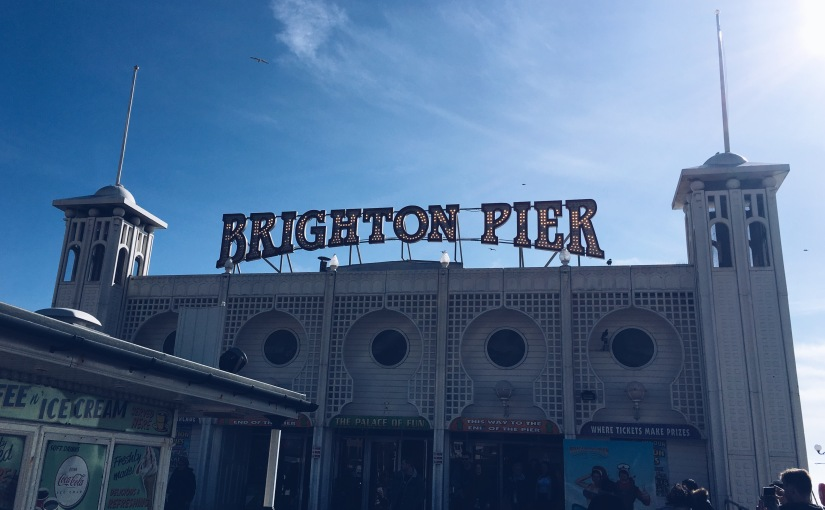 The Staycation Series:Brighton