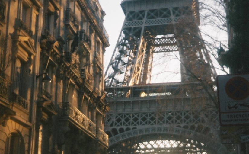 The City Of Light on 35mmFilm