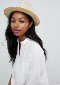 South Beach Straw Hat £10