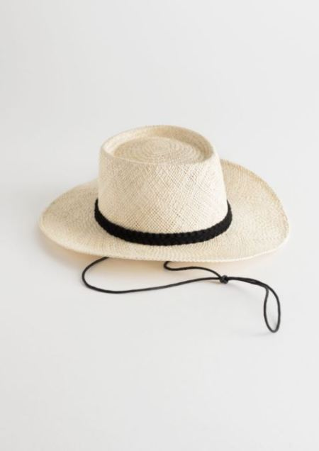 & Other Stories Straw Hat £27£