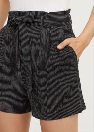 H&M Paper Bag shorts £19.99