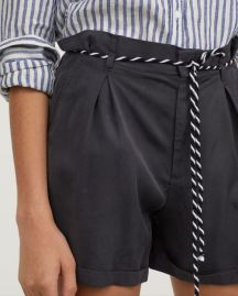H&M Shorts with Tie Belt £19.99