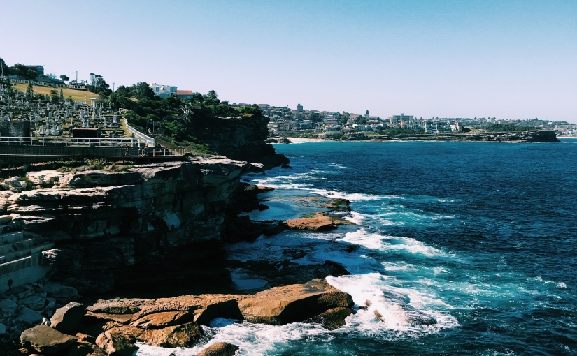 The Bondi to Coogee Walk (and back again)