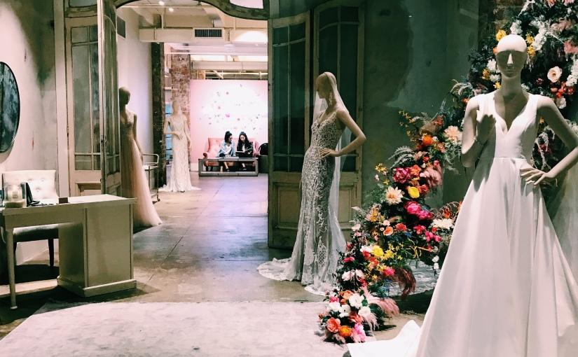 Bridal Shopping in NewYork