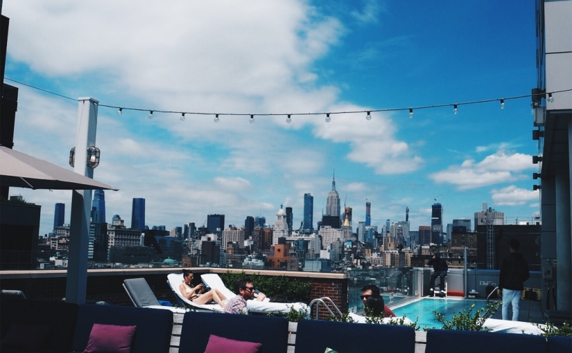 4 Rooftop Bars in New York to Add to Your List